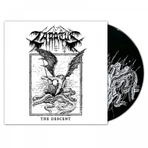 ZARATUS The Descent LP (BLACK)