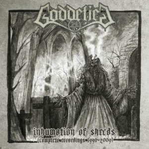 GODDEFIED Inhumation of Shreds (Complete Recordings 1991-2009) CD