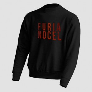 FURIA Nocel EMBROIDERED SWEAT SHIRT