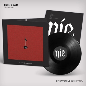 BLINDEAD Niewiosna (BLACK) LP