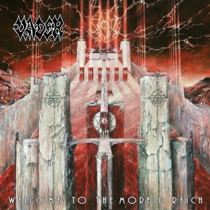 VADER Welcome To The Morbid Reich CD