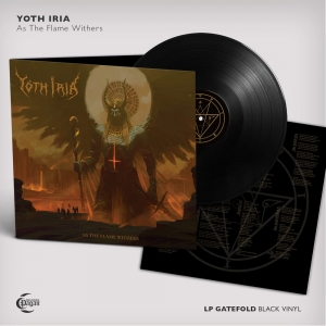 YOTH IRIA As The Flame Withers LP (BLACK)