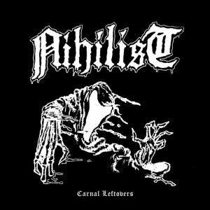 NIHILIST Carnal Leftlovers CD