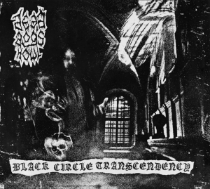 DEAD DOG'S HOWL Black Circle Transcendency CD-digipack