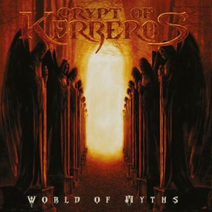CRYPT OF KERBEROS World of Myths CD-digipack