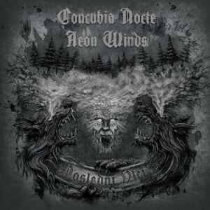 CONCUBIA NOCTE / AEON WINDS Posledni Vlci CD
