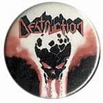 DESTRUCTION Infernal Overkill - button badge