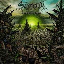 SAMMATH Triumph In Hatred CD