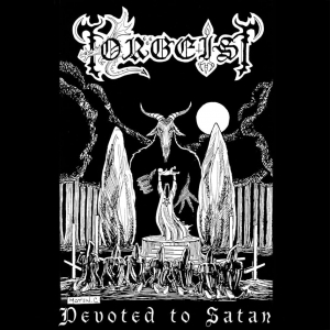 TORGEIST Devoted To Satan CD