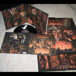 WITCHBURNER Demons LP