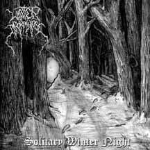 WINTER OF APOCALYPSE Solitary Winter Night CD