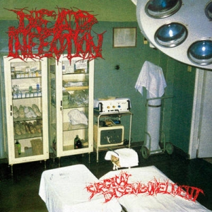 DEAD INFECTION Surgical Disembowelment CD-digipack