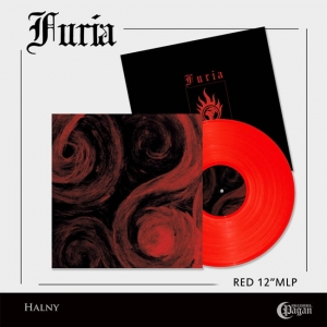 FURIA Halny (RED) LP