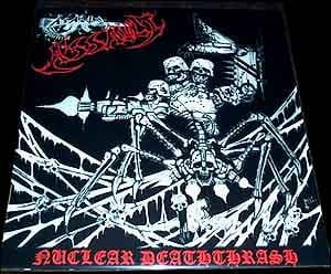 ASSAULT Nuclear Deathcrush LP