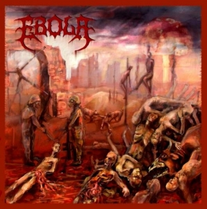 EBOLA Hells Death Metal CD