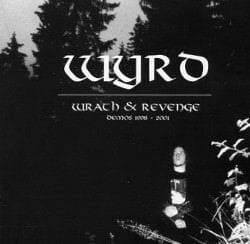 WYRD Wrath & Revenge (Demos 1988-2001) CD