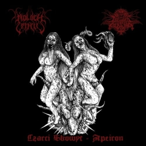 MOLOCH LETALIS / DEATHS COLD WIND Czarci skowyt / Apeiron CD