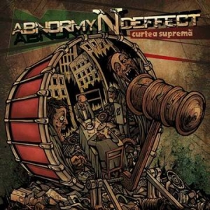 ABNORMYNDEFFECT Curtea suprema CD-digipack