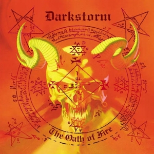 DARKSTORM The Oath of Fire CD