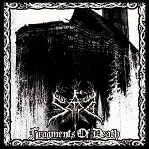 SAD / MALMORT Fragments of Death EP