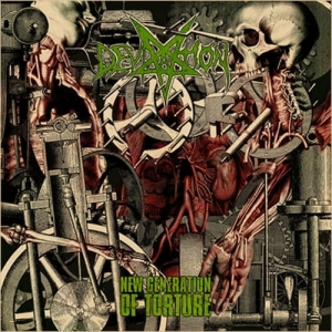 DEVIATION New Generation of Torture CD