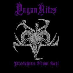 PAGAN RITES Preachers from Hell CD