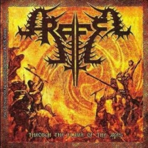ARAFEL The Second Strike: Through the Flames of the Ages CD