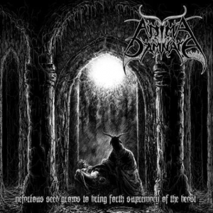 ANIMA DAMNATA Nefarious Seed Grows to Bring Forth Supremacy of the Beast CD