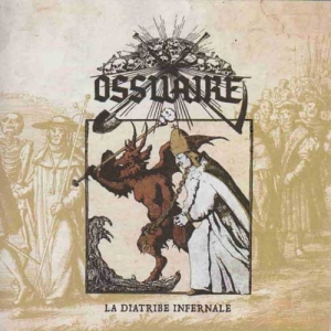 OSSUAIRE La Diatribe Infernale CD