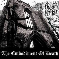 ACTUM INFERNI The Embodiment of Death CD