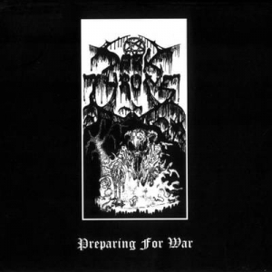 DARKTHRONE Preparing For War CD