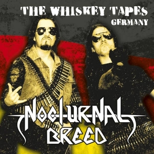 NOCTURNAL BREED The Whiskey Tapes Germany CD