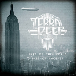 TERRA DEEP Part of this World, Part of Another CD