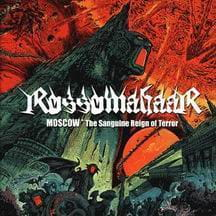 ROSSOMAHAAR Moscow The Sanguine Reign of Terror CD