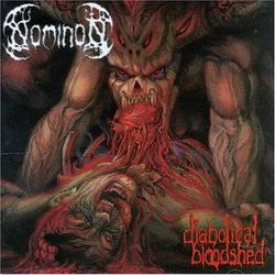 NOMINON Diabolical Bloodshed CD