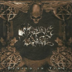 MORTUARY DRAPE Buried In Time CD