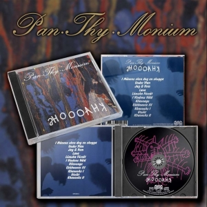PAN.THY.MONIUM Khaooohs CD