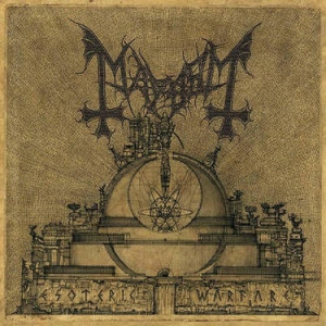 MAYHEM Esoteric Warfare CD-digipack