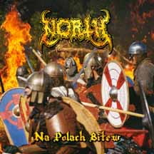 NORTH Na Polach Bitew CD
