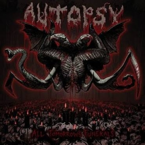 AUTOPSY All Tomorrow's Funerals 2LP