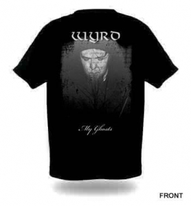 WYRD My Ghosts T-shirt rozmiar XL