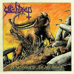 WITCHTRAP Vengeance Is My Name CD