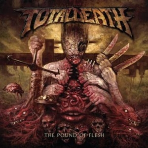 TOTAL DEATH The Pound of Flesh CD