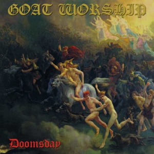 GOAT WORSHIP Doomsday CD