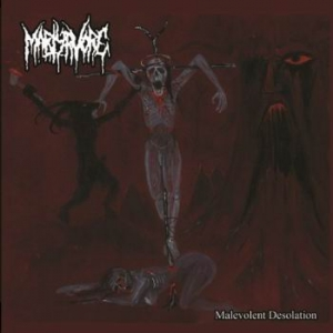MARTYRVORE Malevolent Desolation LP