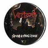 VECTOM Speed Revolution - przypinka - button badge