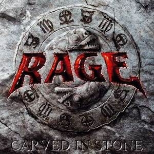 RAGE Carved In Stone CD/DVD-digipack