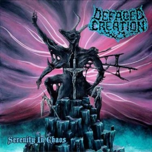 DEFACED CREATION Serenity in Chaos CD