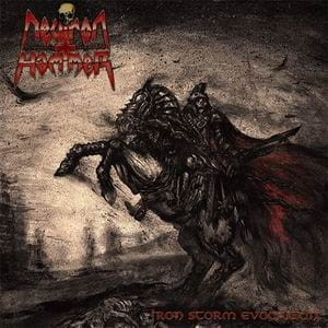 NEUTRON HAMMER Iron Storm Evocation CD