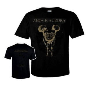 ABOVE AURORA Onwards Desolation T-SHIRT
